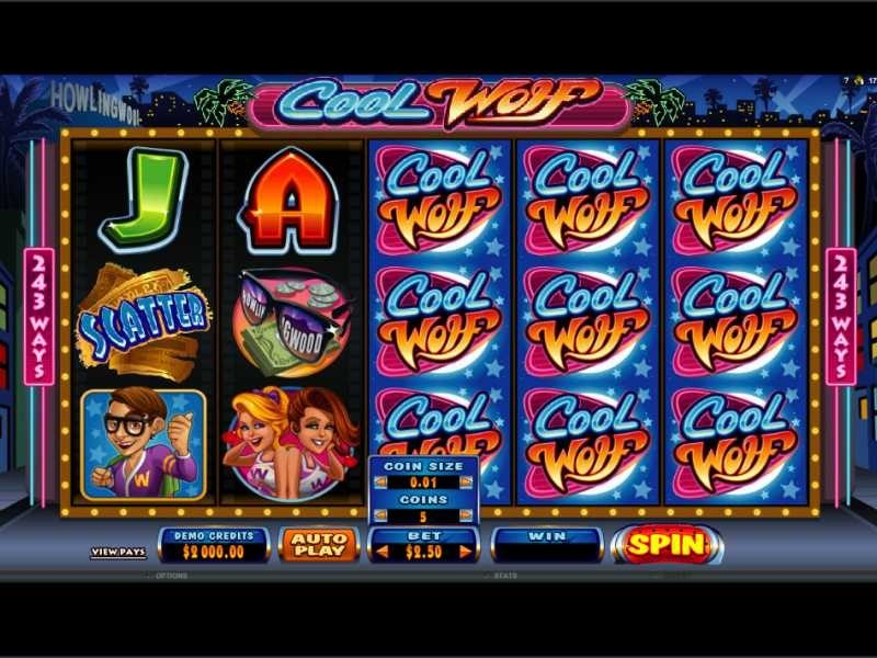 Cool Wolf Slot Online