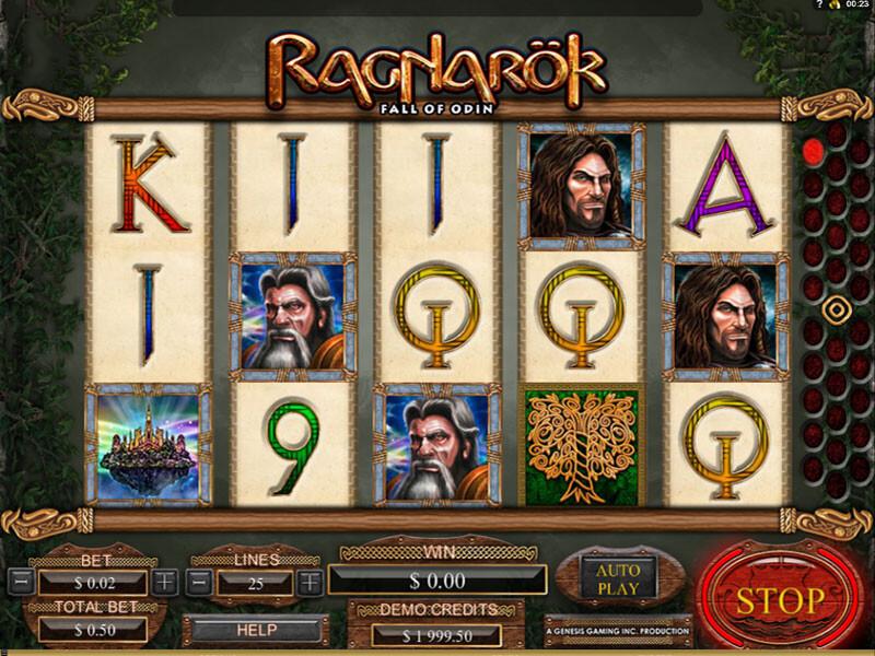 Ragnarok Slot Online