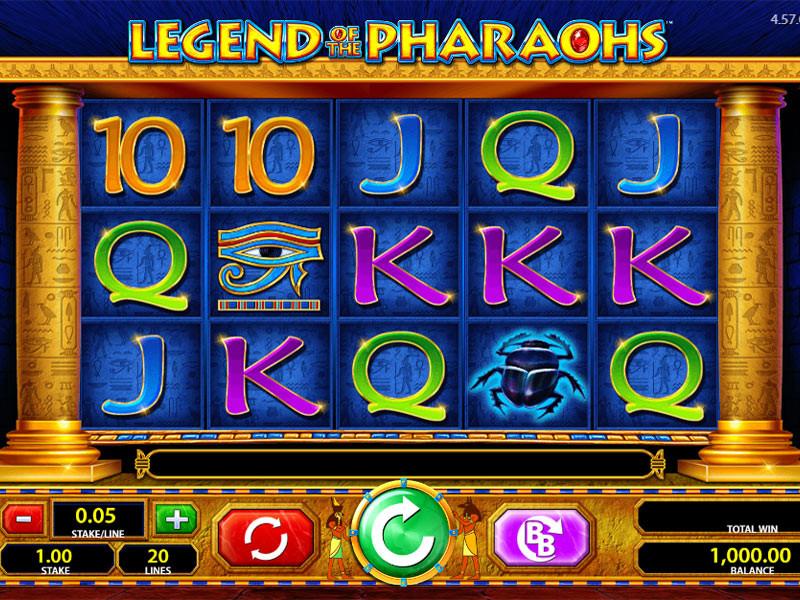 Pharaohs Slot