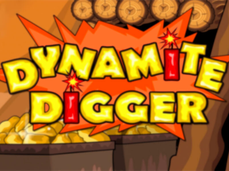 Dynamite Digger Slot Online