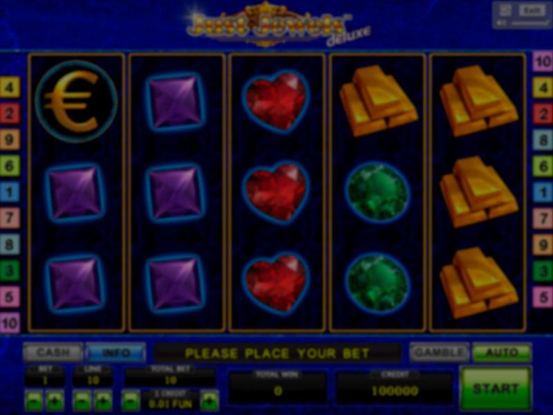 Just Jewels Slot