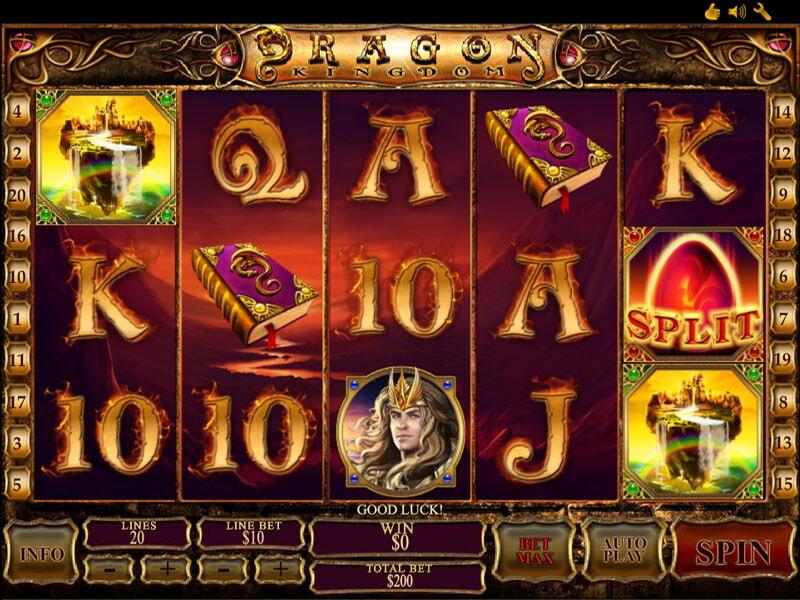 Dragon King Slot Online