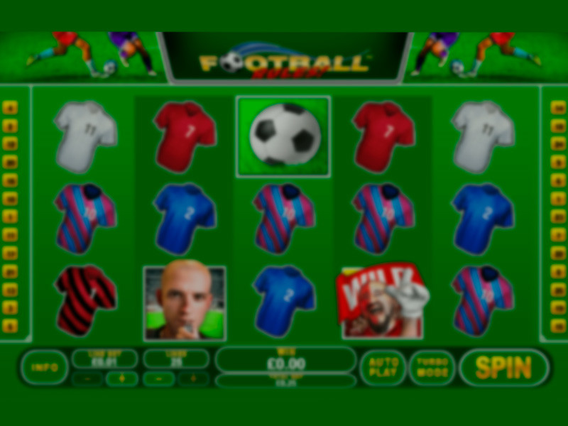 The Football Rules Slot