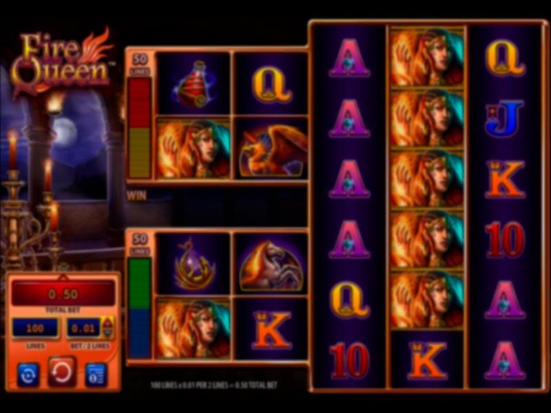 Fire Queen Slot Online