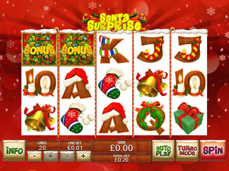 Santa Surprise Slot Online