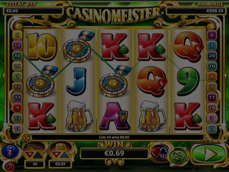 Casinomeister Slot Online