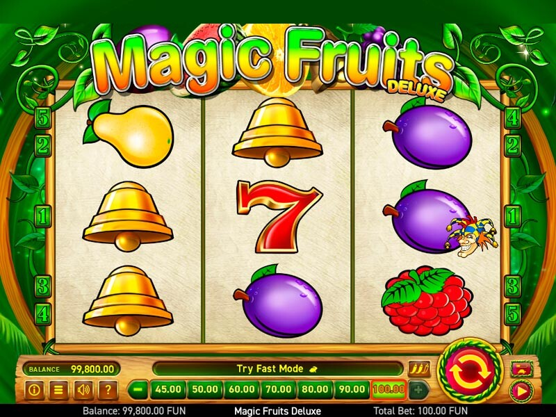 Magic Fruits Slot Online