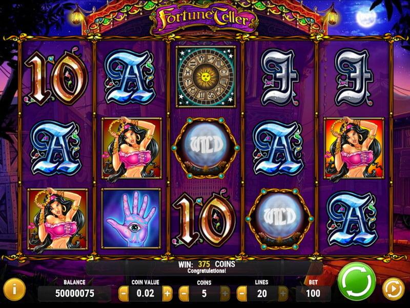 Fortune Teller Slot Online