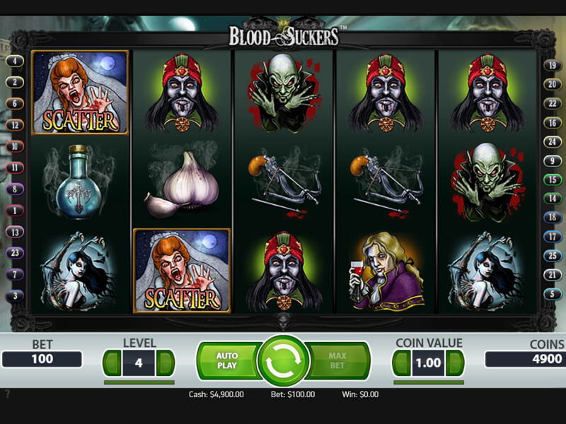 Blood Slot Online