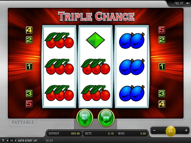 Triple Chance Slot