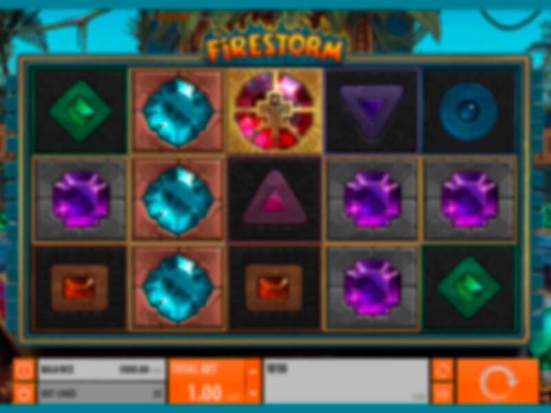 Firestorm Slot