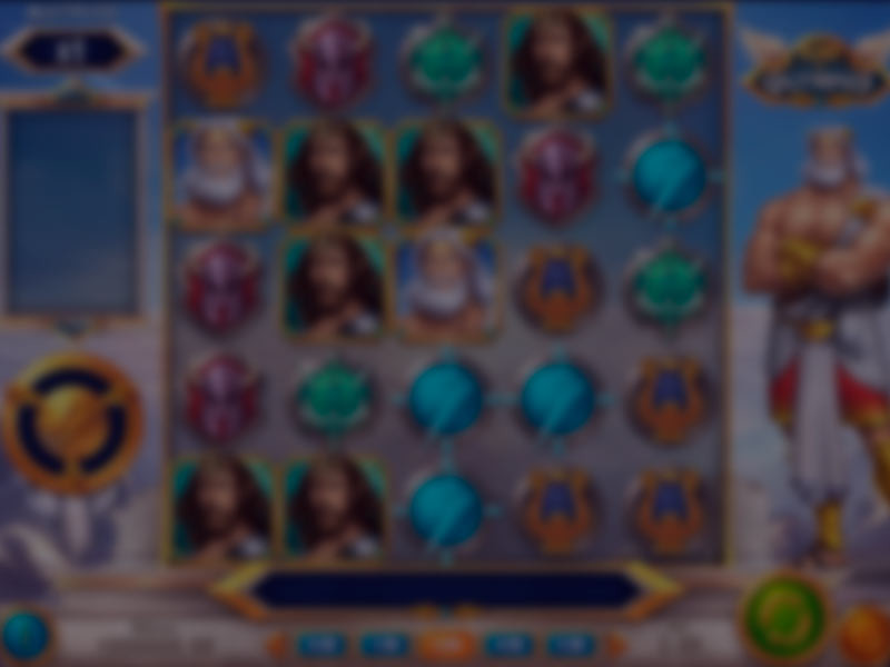 Olympus Slot Online